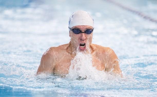 Мастера плавания: возраст для спорта не помеха!