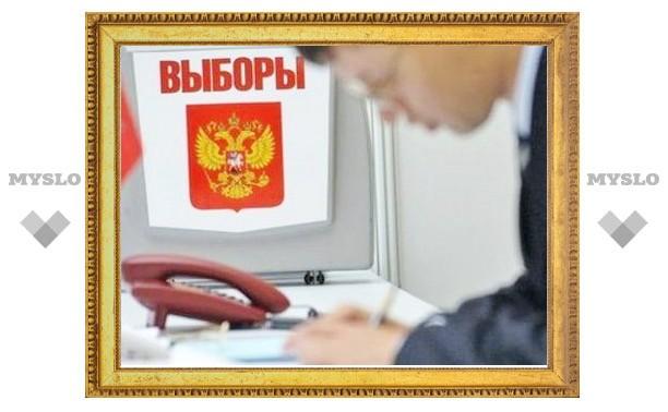 В Плавске и Кимовске Тульской области выберут депутатов