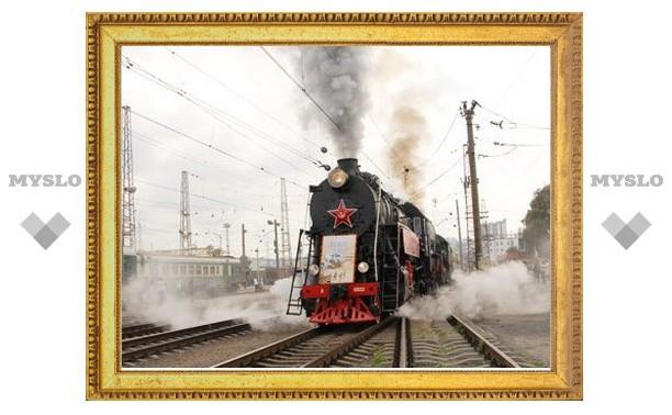 «Поезд Памяти» вновь проедет по Тульской области