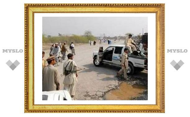 В Пакистане взорваны лидеры пуштунских племен