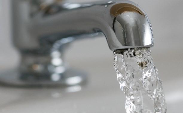 Тульские коммунальщики завысили тариф на горячую воду