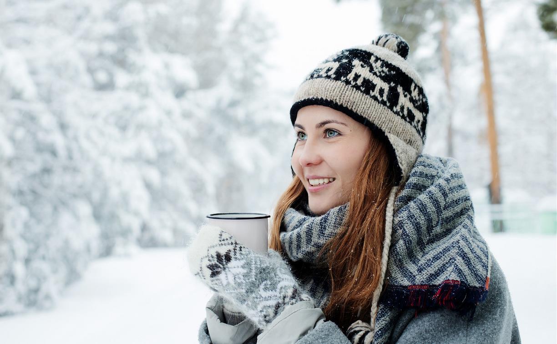 Погода 3 января: тепло, пасмурно и без осадков
