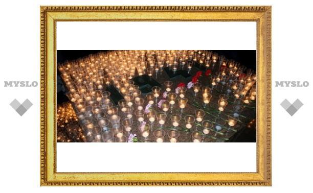 В Туле зажгут свечи Памяти