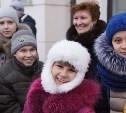 Дети из Тульской области отправились в Москву на Кремлевскую елку