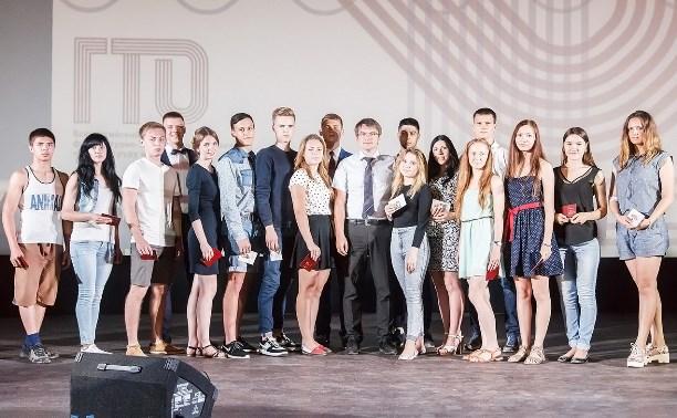 В Туле выпускников наградили золотыми знаками «ГТО»