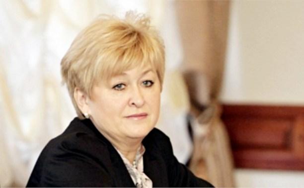 Татьяна Ларина оставила пост директора департамента труда