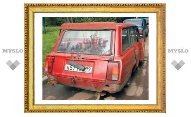 Дворы Тулы очистят от машин