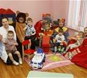 В Пролетарском районе после ремонта открылся детский сад №22