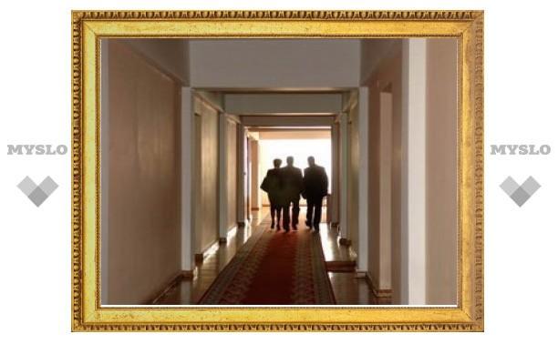 Тульская область занимает третье место по количеству уволенных чиновников