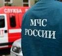 В Донском из горящей квартиры пожарные спасли двух человек