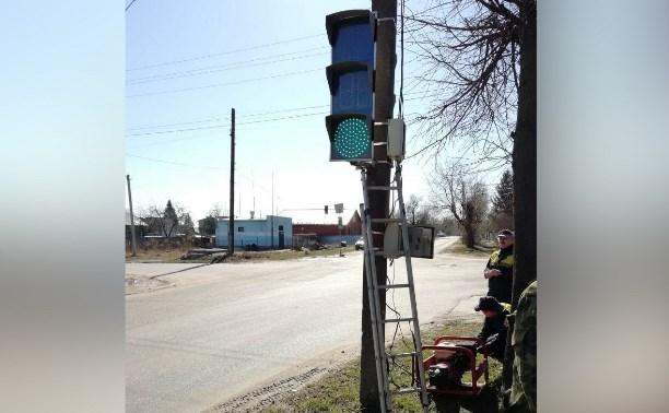 В Туле прекратятся «плановые отключения» светофоров