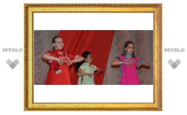 В Туле прошел конкурс танца