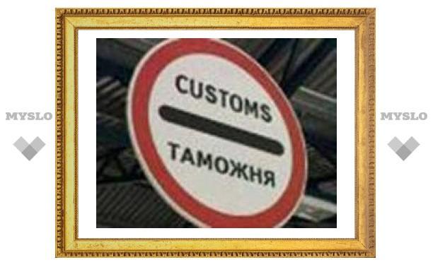 Тульские таможенники задержали опасный груз