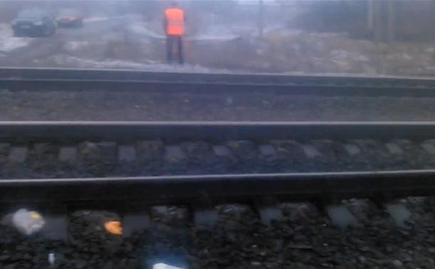 Следственный комитет расследует ДТП с поездом в Ефремовском районе