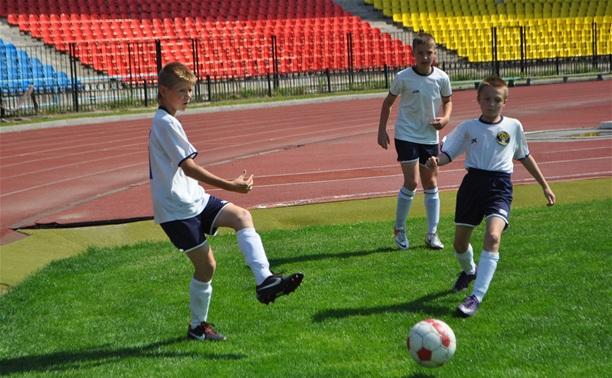 В Новомосковске стартует футбольный фестиваль