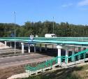 На 134-м км трассы М2 «Крым» досрочно открыли путепровод