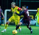 Арсеналец Ломовицкий забил гол-красавец в ворота «Силекса»: видео