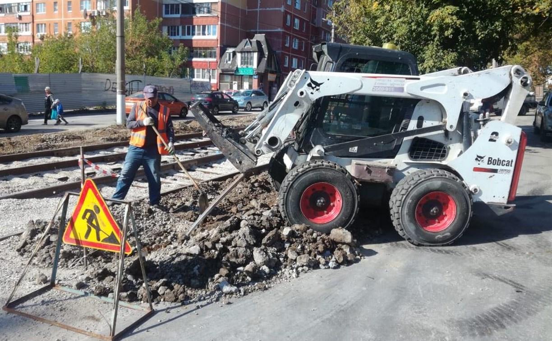В Туле завершается реализация проекта «Безопасные и качественные дороги»
