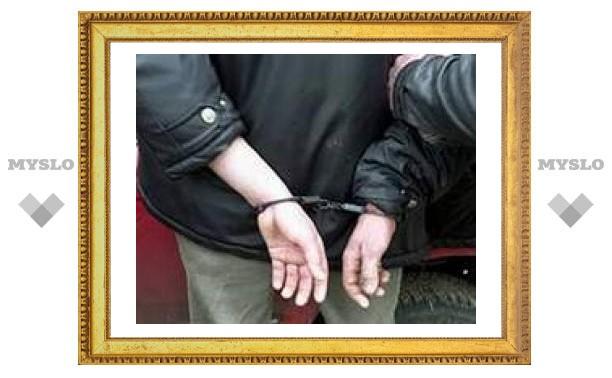 """В Туле пойман """"молдавский душитель"""""""