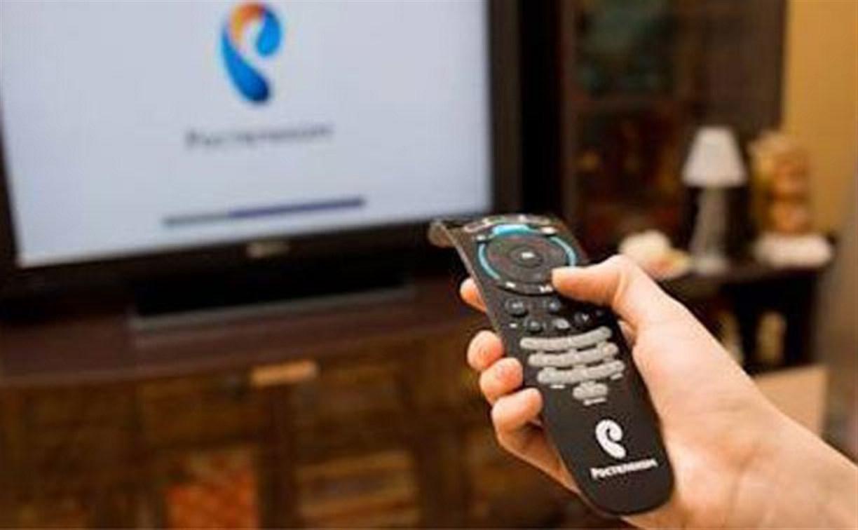 90 тысяч тульских семей смотрели футбол с интерактивным телевидением «Ростелекома»