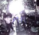 В Новомосковске убили москвича и сожгли его могилу