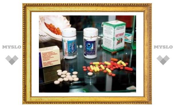 Туляк арестован за торговлю ядовитыми препаратами