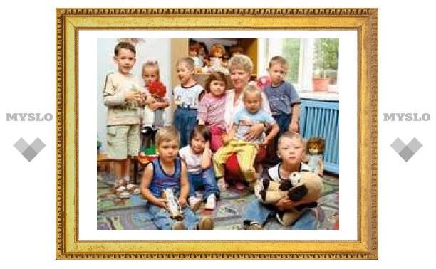 Тульские предприятия помогут детям