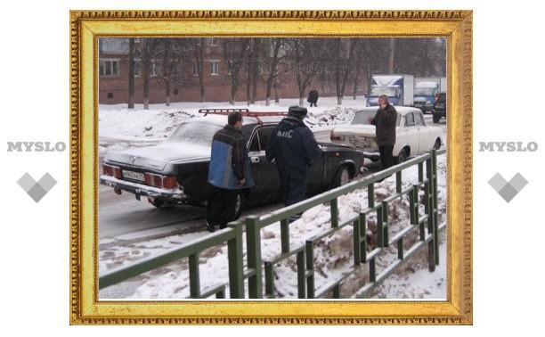 В Туле очевидец снял на видео, как гаишник отказывается «договориться» с водителем