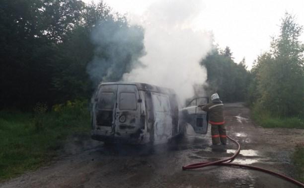 Тульское МЧС назвало самую распространенную причину возгорания автомобилей