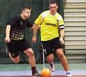 В Высшей Лиге ЛЛФ по мини-футболу установилось двоевластие