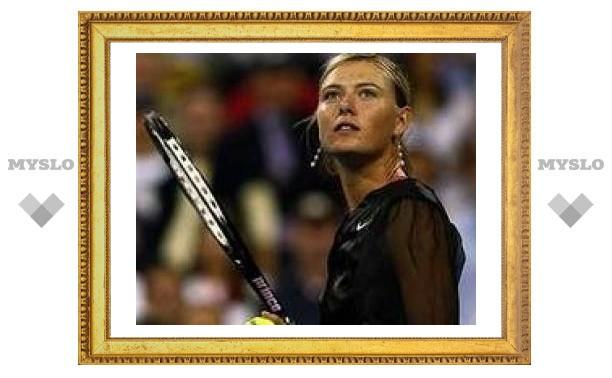 Шарапова разгромила вторую соперницу на US Open