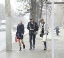 Весна в Туле: в городе выпал снег