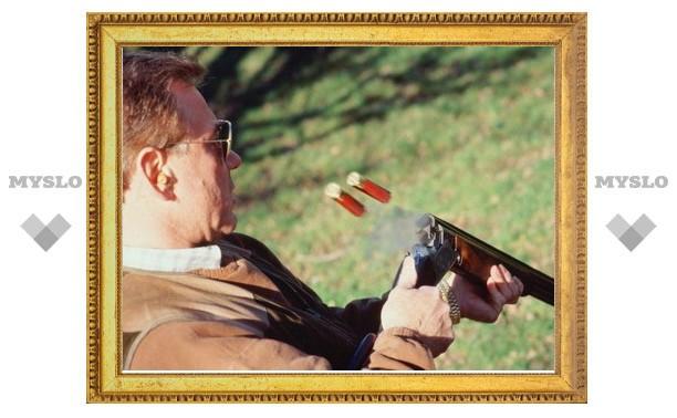 Под Тулой пенсионер расстрелял «шестерку» соседа