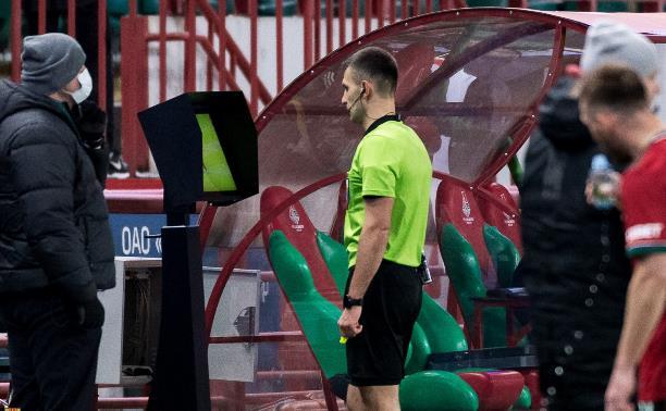 «Арсенал» попросил РФС оценить действия арбитра в матче с «Локомотивом»