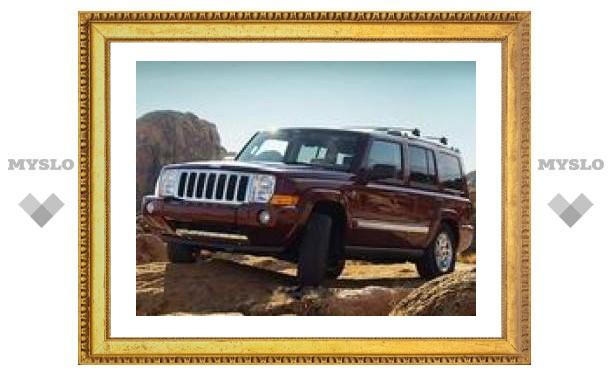 Renault заинтересован в покупке компании Jeep