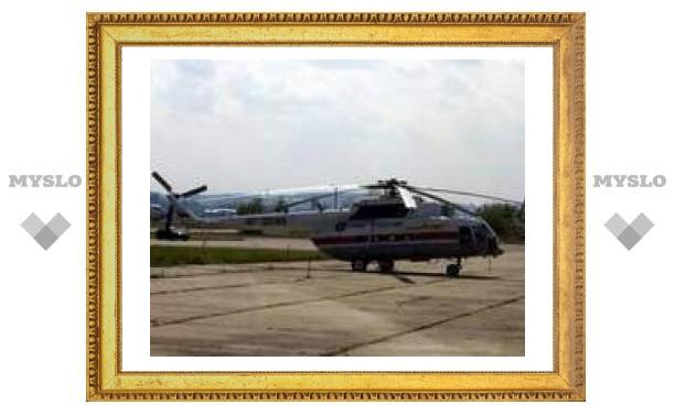 Разбившимся в Сьерра-Леоне вертолетом управлял российский экипаж