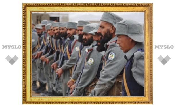 В Афганистане полицейский застрелил шестерых военнослужащих НАТО