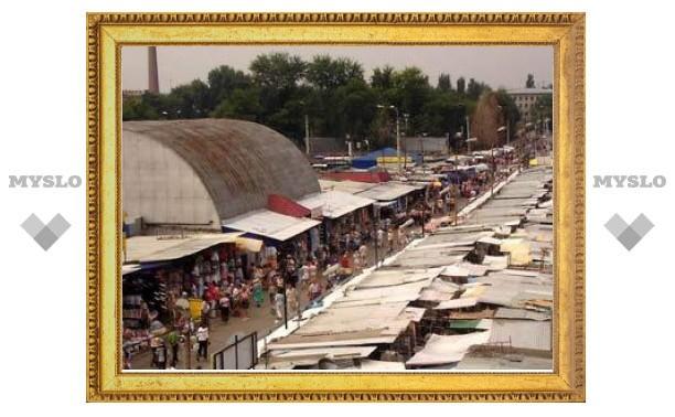 На вещевом рынке в Самаре взорвалась самодельная бомба