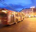 Сегодня общественный транспорт в Туле будет ходить до полуночи