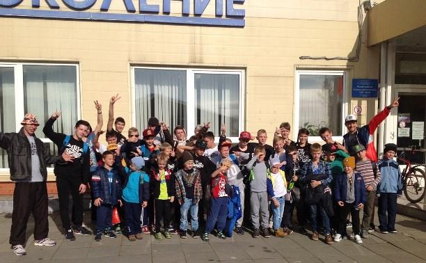 В Туле прошел детский брейк-данс чемпионат