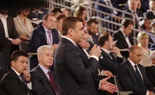 Алексей Дюмин: «Я первый в списке наставников для ребят из детдомов»