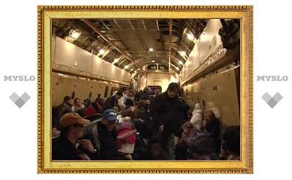 МЧС эвакуировало из Ливии 339 россиян
