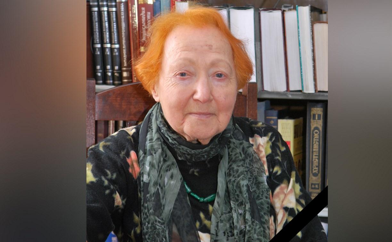 Скончалась старейшая сотрудница музея-усадьбы «Ясная Поляна» Валентина Лебедева