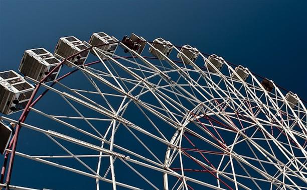 В Центральном парке появится новое колесо обозрения