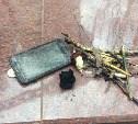 В Туле газовики вытащили из Вечного огня смартфон