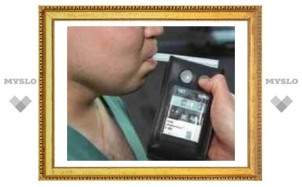 В Туле вынесен приговор водителю-выпивохе
