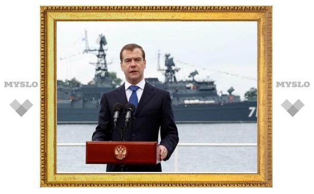 Отказ Медведева посетить Севастополь объяснили газовыми разногласиями