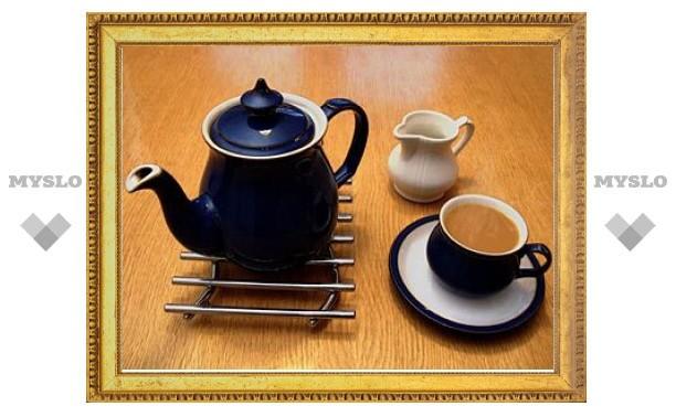 Ученые вывели формулу идеальной чашки чая