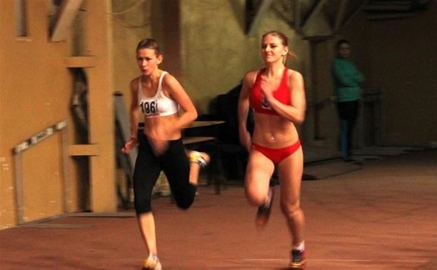 Тульские легкоатлеты разыграли награды спортшколы