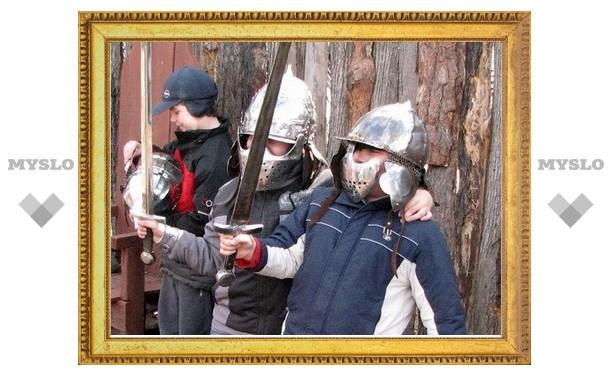 В Куркине проведут уроки богатырской силы
